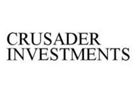 CRUSADER INVESTMENTS