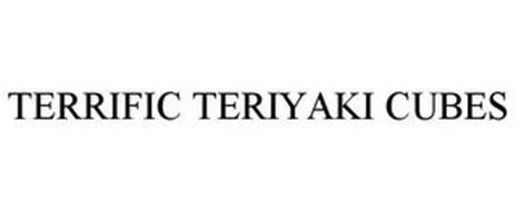 TERRIFIC TERIYAKI CUBES