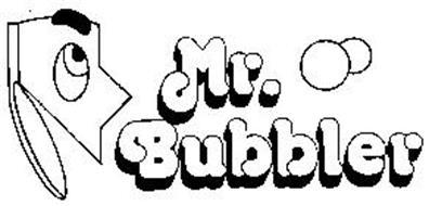 MR. BUBBLER