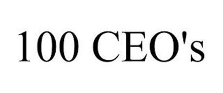 100 CEO'S