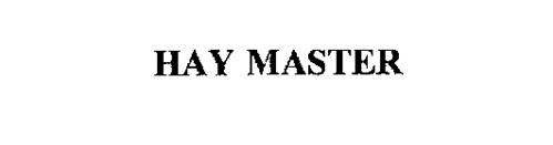 HAY MASTER