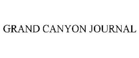 GRAND CANYON JOURNAL