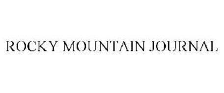 ROCKY MOUNTAIN JOURNAL