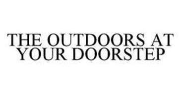 THE OUTDOORS AT YOUR DOORSTEP