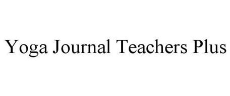 YOGA JOURNAL TEACHERS PLUS