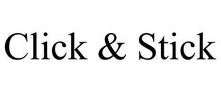 CLICK & STICK