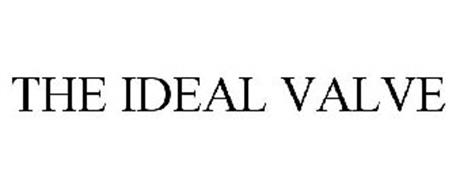 THE IDEAL VALVE