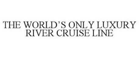 THE WORLD'S ONLY LUXURY RIVER CRUISE LINE