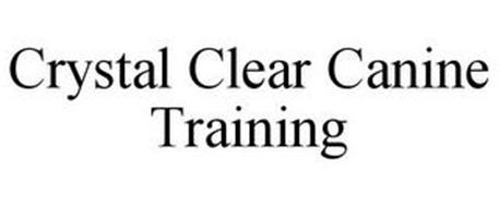 CRYSTAL CLEAR CANINE TRAINING