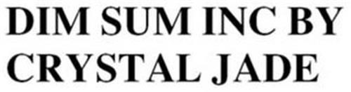DIM SUM INC BY CRYSTAL JADE