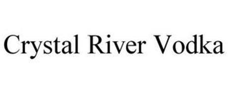 CRYSTAL RIVER VODKA