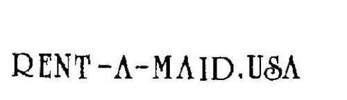 RENT-A-MAID, U.S.A.