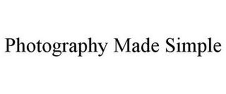 PHOTOGRAPHY MADE SIMPLE