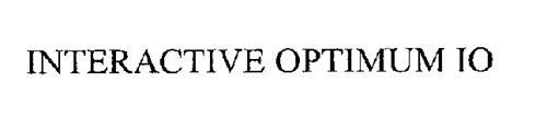 INTERACTIVE OPTIMUM IO