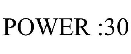 POWER :30