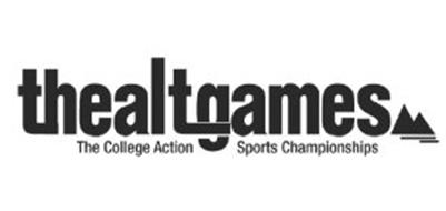 THEALTGAMES COLLEGE ACTION SPORTS CHAMPIONSHIPS
