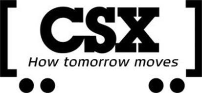 CSX HOW TOMORROW MOVES