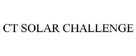 CT SOLAR CHALLENGE