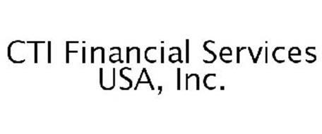 CTI FINANCIAL SERVICES USA, INC.
