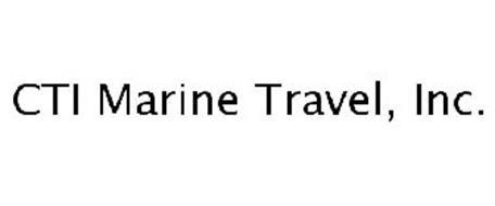 CTI MARINE TRAVEL, INC.