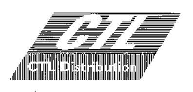 CTL CTL DISTRIBUTION