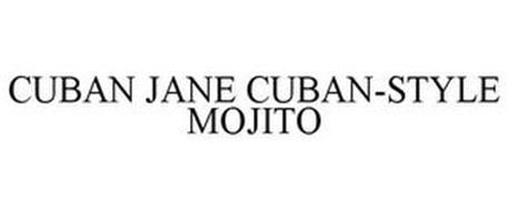 CUBAN JANE CUBAN-STYLE MOJITO