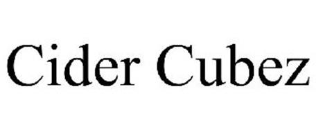 CIDER CUBEZ