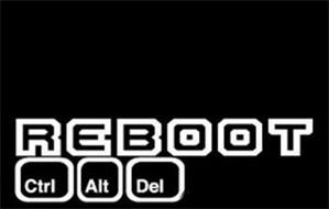 REBOOT CTRL ALT DEL