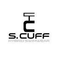 CC S CUFF HYBRID SWIMWEAR