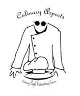 CULINARY ASPECTS ORDINARY PEOPLE EXTRAORDINARY CUISINE