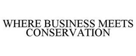 WHERE BUSINESS MEETS CONSERVATION