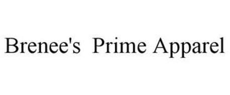 BRENEE'S PRIME APPAREL