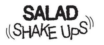 SALAD SHAKE UPS