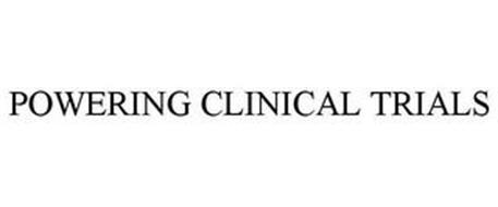 POWERING CLINICAL TRIALS
