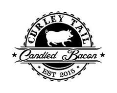CURLEY TAIL CANDIED BACON EST 2015