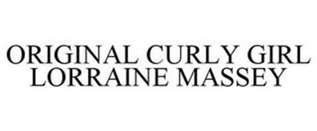 ORIGINAL CURLY GIRL LORRAINE MASSEY