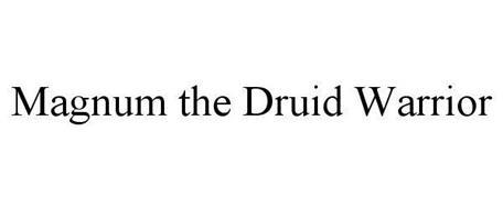MAGNUM THE DRUID WARRIOR