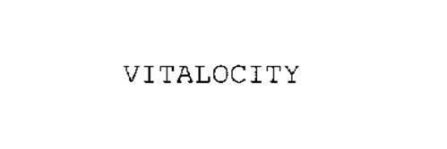 VITALOCITY