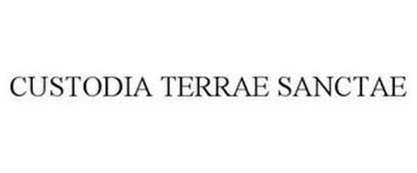 CUSTODIA TERRAE SANCTAE