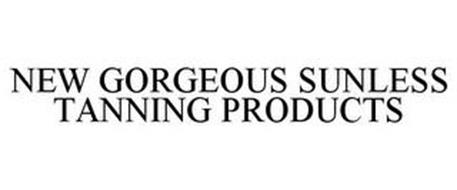 NEW GORGEOUS SUNLESS TANNING PRODUCTS