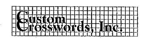 CUSTOM CROSSWORDS, INC.