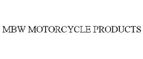 MBW MOTORCYCLE PRODUCTS