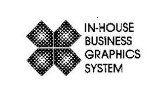 IN-HOUSE BUSINESS GRAPHICS SYSTEM