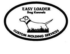 EASY LOADER DOG KENNELS CUSTOM MOLDING SERVICES