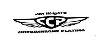 JON WRIGHT'S CCP CUSTOMCHROME PLATING