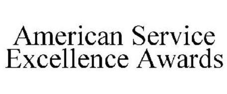 AMERICAN SERVICE EXCELLENCE AWARDS