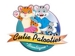 CUTIE PATOOTIES BOUTIQUE