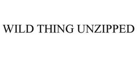 WILD THING UNZIPPED