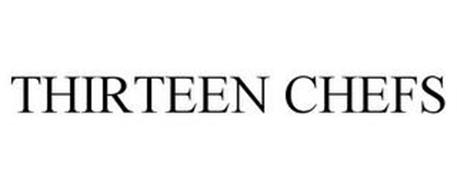 THIRTEEN CHEFS