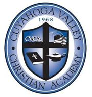 CUYAHOGA VALLEY CHRISTIAN ACADEMY CVCA 1968